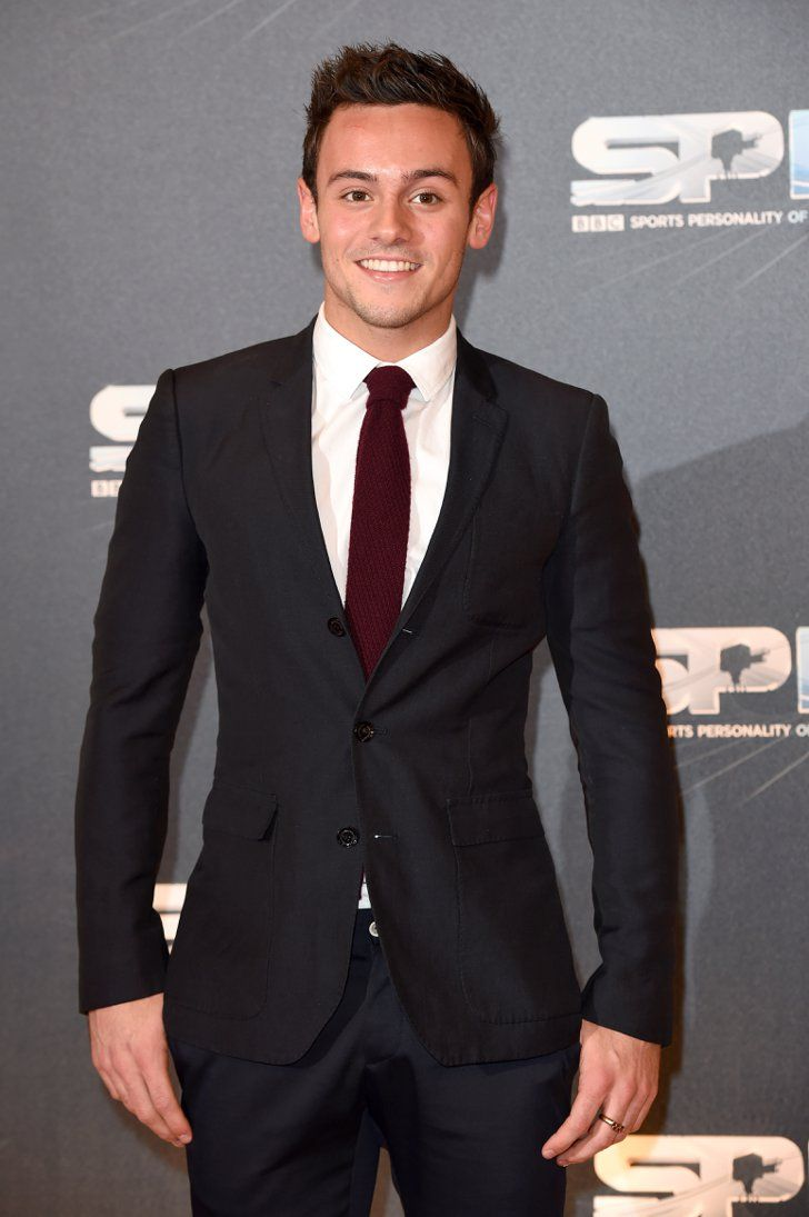 Pin for Later: 22 Photos That Prove Tom Daley Is the Perfect Mix of Sexy and Cute