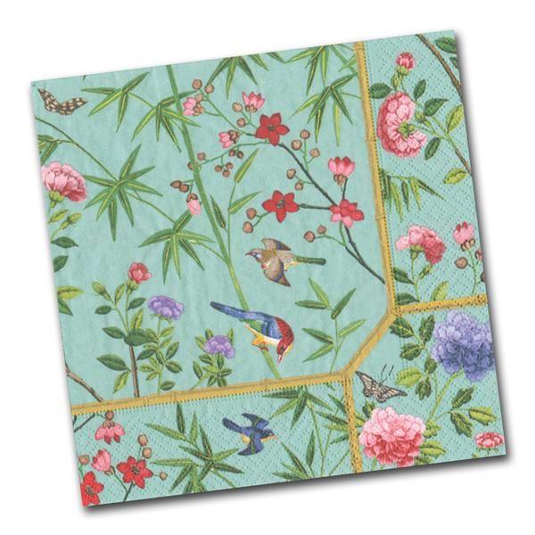 10 best floral paper napkins images on pinterest paper napkins floral and garden paper napkins mightylinksfo