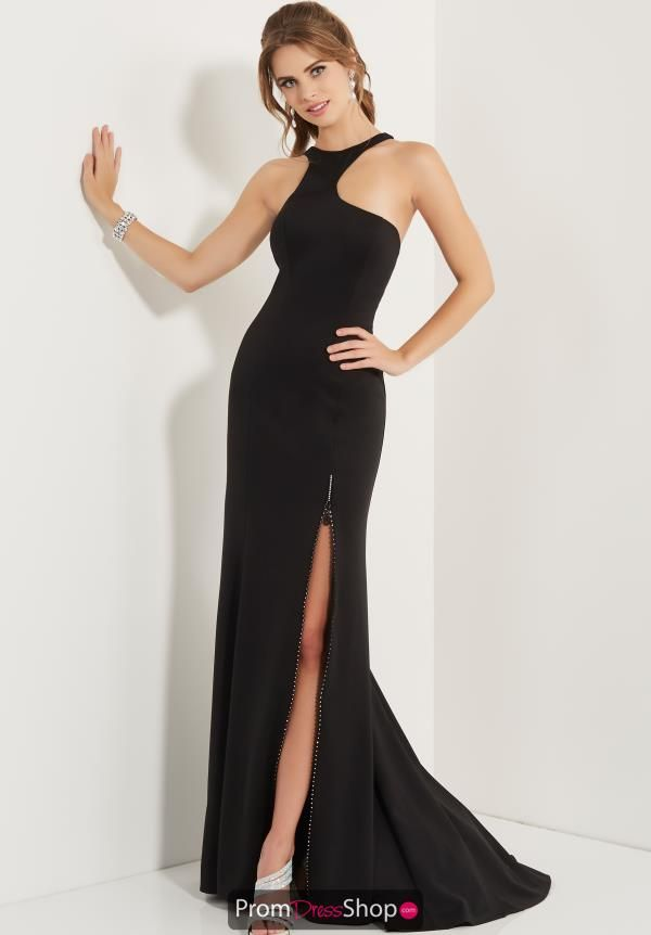 2af9f2cd196 This unique Studio 17 prom dress 12716 is for the girl that wants to make a  statement at the prom. Sophisticated and chic