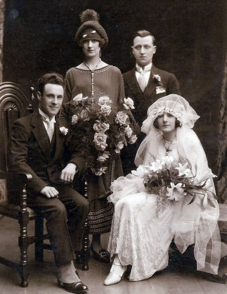 398 best 1920s weddings images on pinterest vintage weddings 1920s wedding couple see more lucia fusco to edward dunn maher 1926 junglespirit Images
