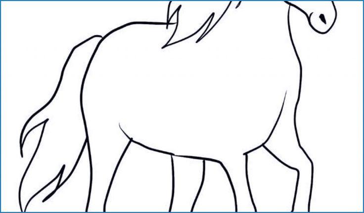 beste von inspiration pferdekopf malvorlagen kostenlos zum