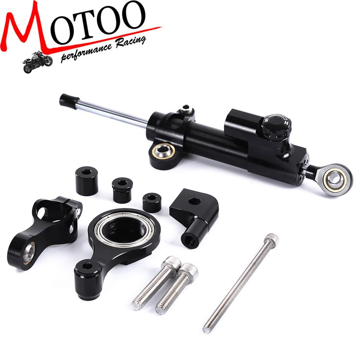 Motoo Steering Damper Set for YAMAHA YZF R6 06 07 08 09 10 11 12 13 14 w/ bracket kits-in Covers & Ornamental Mouldings from Automobiles & Motorcycles on Aliexpress.com | Alibaba Group