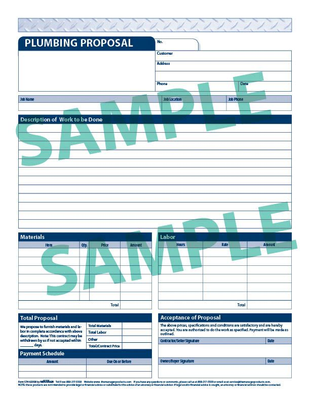 Free Plumbing Invoice Templates | Will It Work On My Computer?