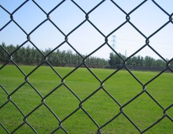 The 25+ best Chain link fence panels ideas on Pinterest | Wire ...