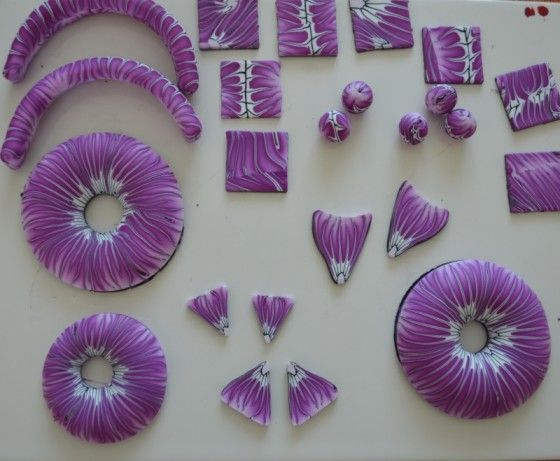 Ideas for jewellery, wonderful pattern can tutorial
