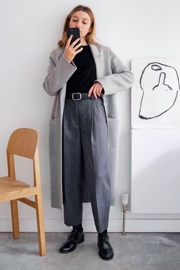 Minimalist Fashion: Die Version von 2018 ist alles andere als langweilig   Wer was trägt UK   – Wide trousers