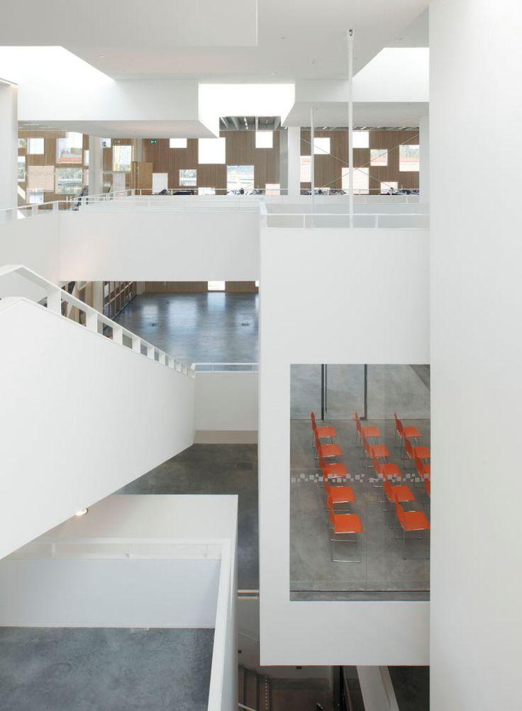 Escuela de Arquitectura Umeå / Henning Larsen Architects + White Arkitekter