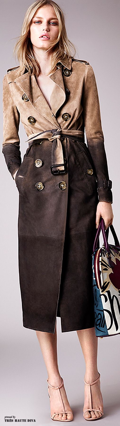 Burberry Prorsum Resort 2015