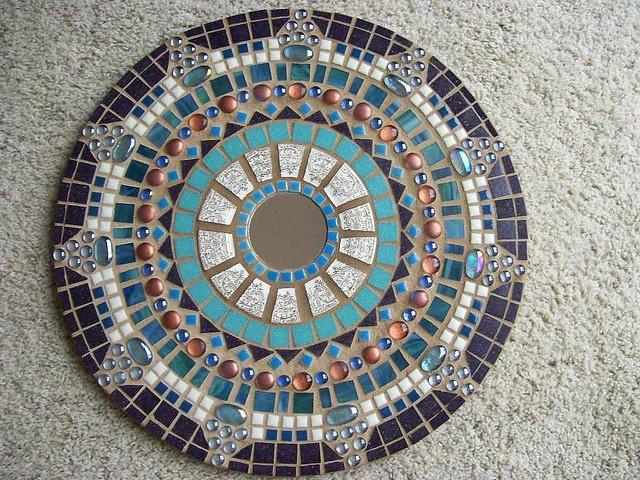mosaic mirror                                                                                                                                                                                 Más