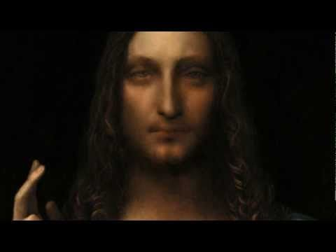 salvator mundi a newly rediscovered painting by leonardo da vinci youtube