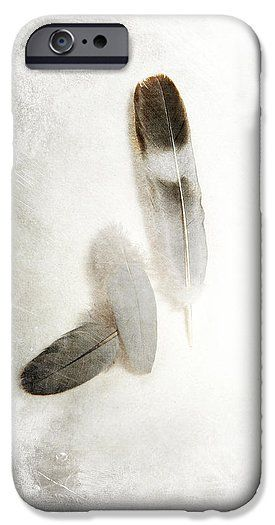 Feathers Of Hope IPhone 6s Case by Randi Grace Nilsberg