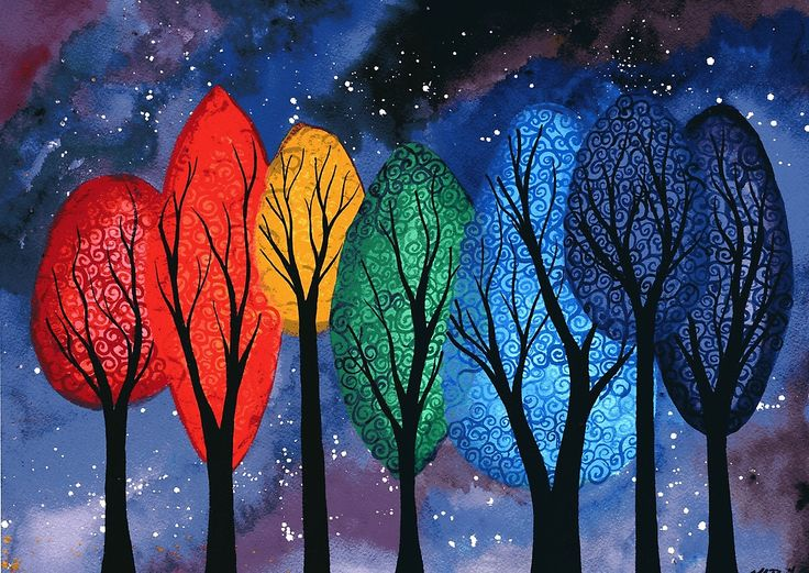 Night Colour by klbailey