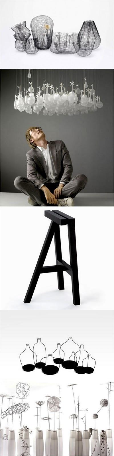WABI SABI Scandinavia - Design, Art and DIY.: Stockholm Furniture Fair 2013: Oki Sato