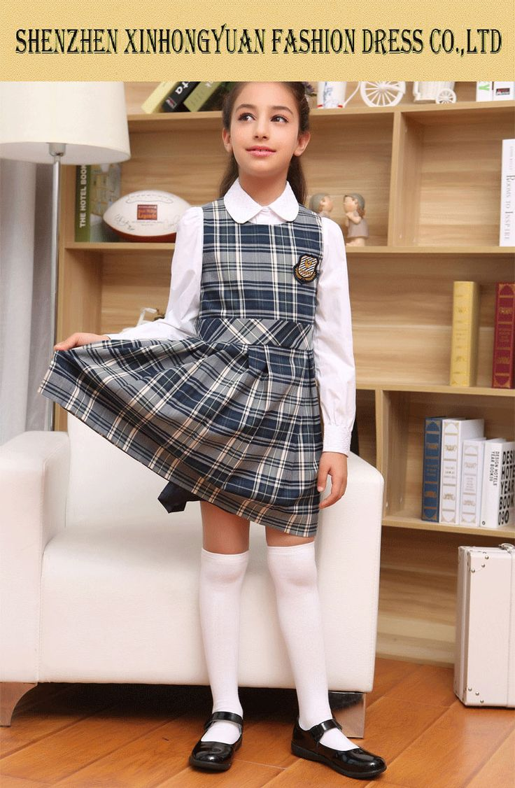 Fashion Students School Uniforms For Girls British Girls