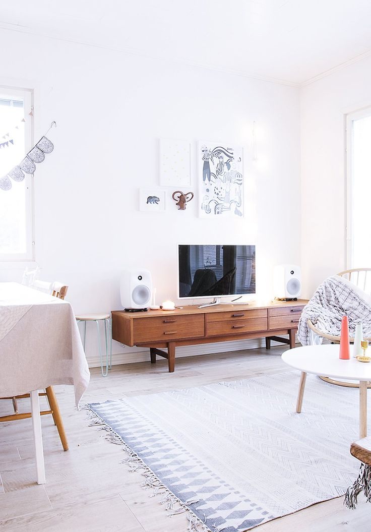 Home Tour: Natural Living in Finland