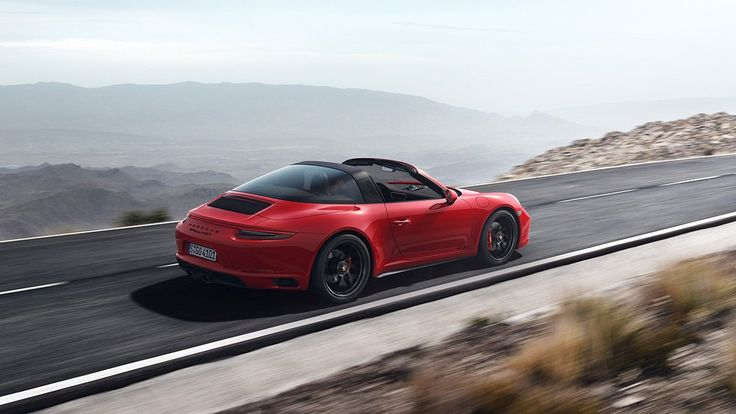 Porsche 911 Carrera GTS (991.2): Kulturdroge | #fahrerlager