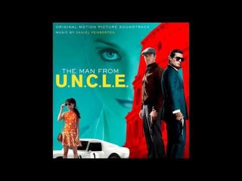 The Man from U N C L E Soundtrack A Last Drink YouTube - YouTube