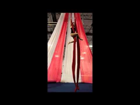 OMG! LOVE the music box the absolute MOST! Alice Aerial Silks Sequence 1 - YouTube