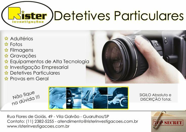 Rister Serviços Terceirizados:  www.ristersinvestigacoes.com.br