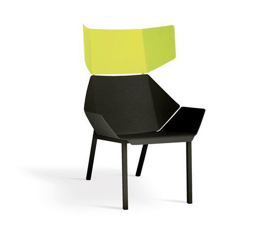 Armchairs | Seating | Racing armchair | Miiing | Laurent Minguet.