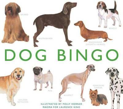 Dog Bingo - Magma for Laurence King (Game)