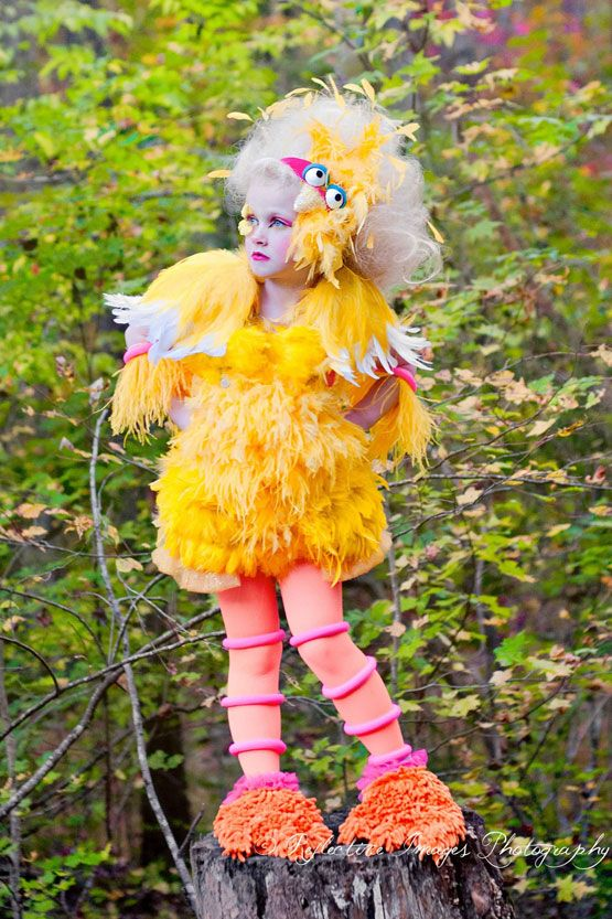 Big Bird Costumes, see site for more ideas                                                                                                                                                                                 More