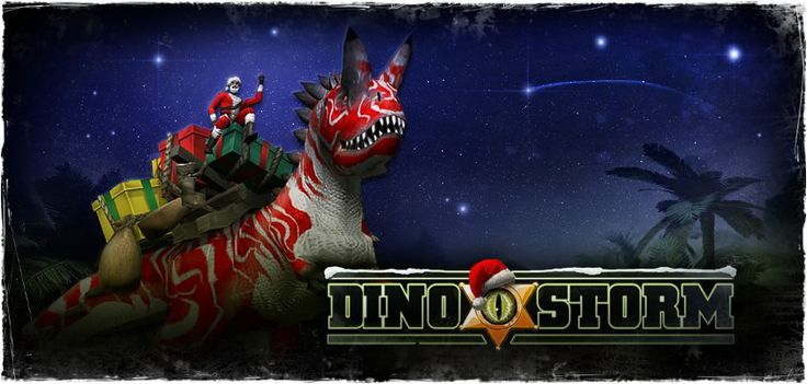 "NEXT WEEK: It's Christmas in Dinoville!  Get ready to play ten different event quests in Dinoville, Goldfields and Mokon Woods to collect festive sweets.   ""Christmas in Dinoville"" will run from Tuesday, December 17, 16:00 / 4 PM local server time* till the end of Thursday, December 26. * US Server Time Zone: EST 