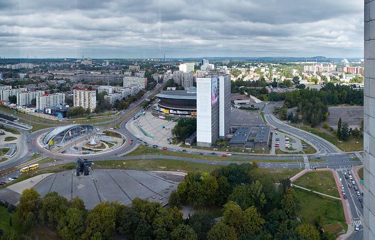 Katowice - kiedyś tam zamieszkam :)