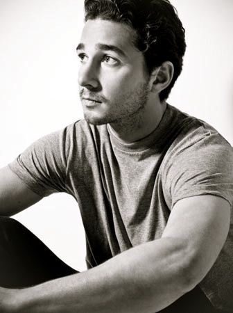 ya pin one photo of Shia LaBeouf and suddenly your whole feed is just Shia LaBeof