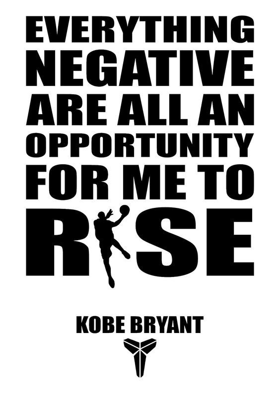 Kobe Bryant Quote Wall Decals/Basketball Wall Decals/Sports NBA Basketball Players Inspirational Wall Art Decal Quotes: Premium Vinyl Quote Decal Decorations. A Wall Decal Stickers Made In USA *** Additional details at the pin image, click it : Gardening gloves