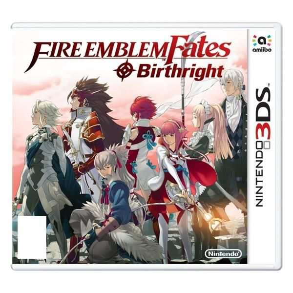 Fire Emblem Fates Birthright 3DS Game | http://gamesactions.com shares #new #latest #videogames #games for #pc #psp #ps3 #wii #xbox #nintendo #3ds