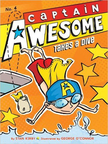 Amazon.com: Captain Awesome Takes a Dive eBook: Stan Kirby, George O'Connor: Kindle Store
