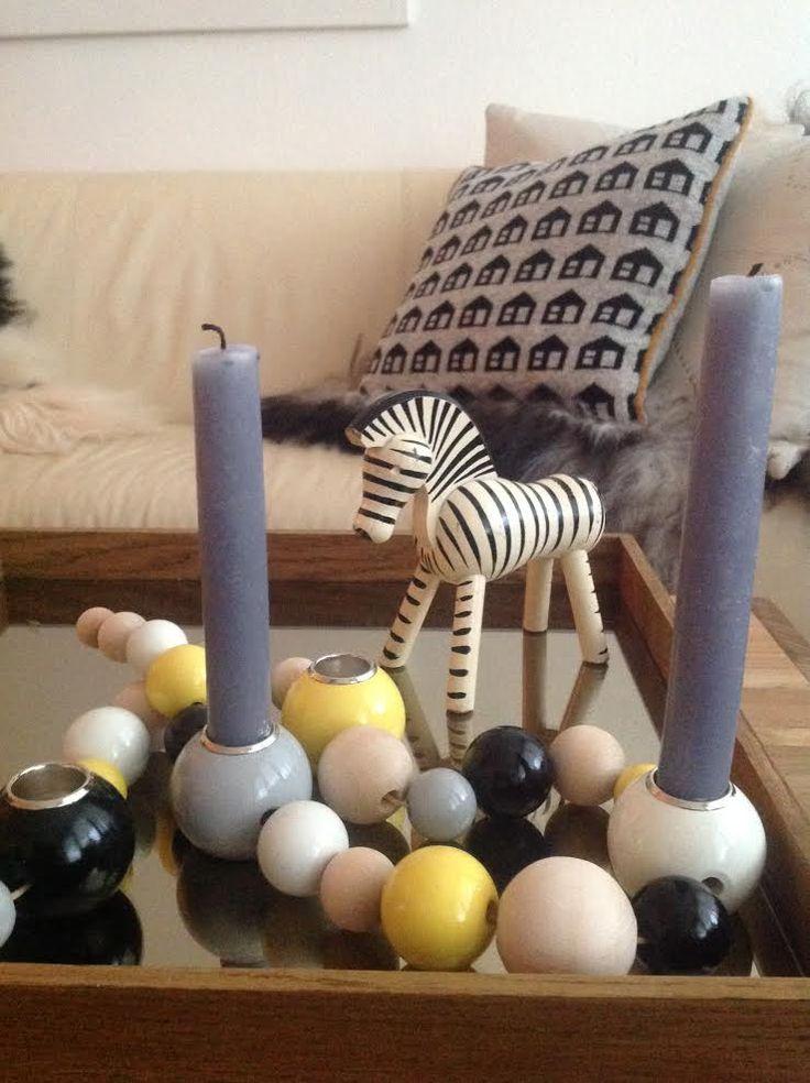 Kay Bojesen - toy - zebra - danish design www.houseofbk.com