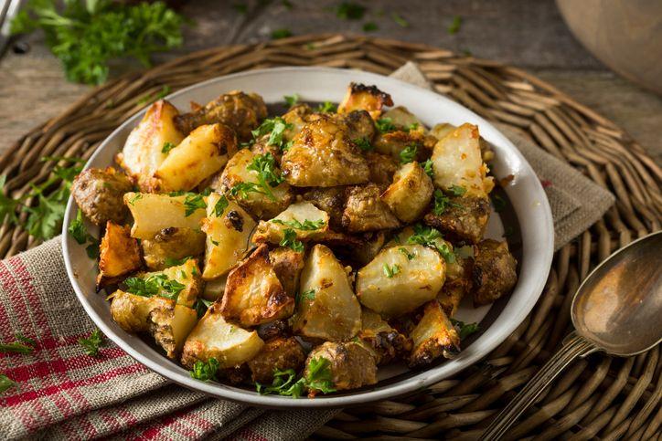 Carciofi e patate, un'accoppiata e tanti travestimenti