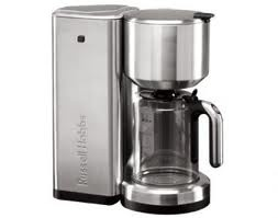 THE SUPPLY SHOPPE - Product - 14741-56 RUSSELL HOBBS ALLURE COFFEE MAKER