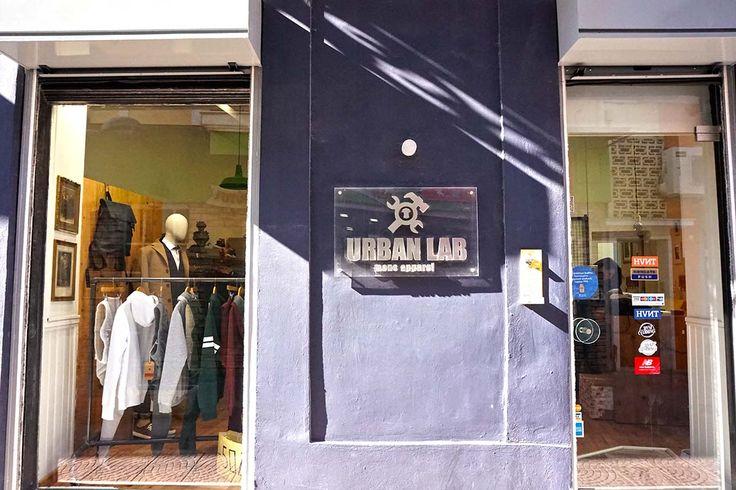 Το κατάστημα Urban lab men's apparel στο Βαθύ της Σάμου ασχολείται αποκλειστικά με την ανδρική μόδα και έχει αποκτήσει φανατικό κοινό.