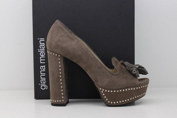 giannameliani#shoes#heels#studs#fall#winter#love