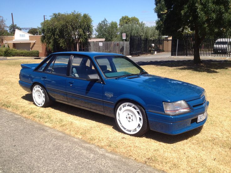 My HDT Group A Brock Commodore