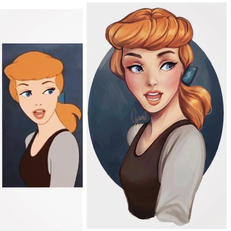 Best Disney Images On Pinterest Disney Princesses Drawings - Artist repaints disney princesses to look more realistic with amazing results