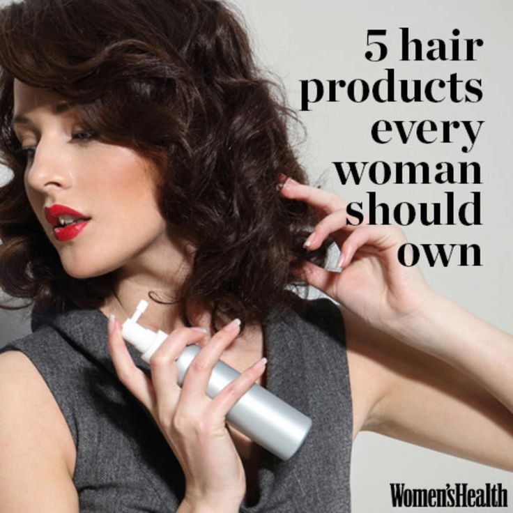 http://www.womenshealthmag.com/beauty/5-hair-products-every-woman-should-own