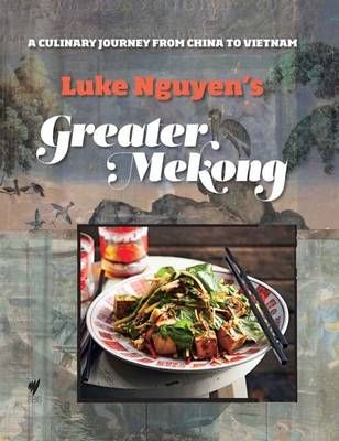 Join Luke Nguyen as he journeys down one of Asia's most famous rivers, the Mekong. To tie in with the third instalment of Luke's popular SBS series, The Greater Mekong tells the stories, experiences and recipes from the TV show of the same name. Luke immerses himself in the cultures and communities of the countries he visits, learning stories and histories from each region as well as sampling and recreating local cuisines.