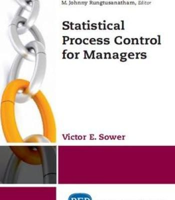 Statistical Process Control For Managers PDF