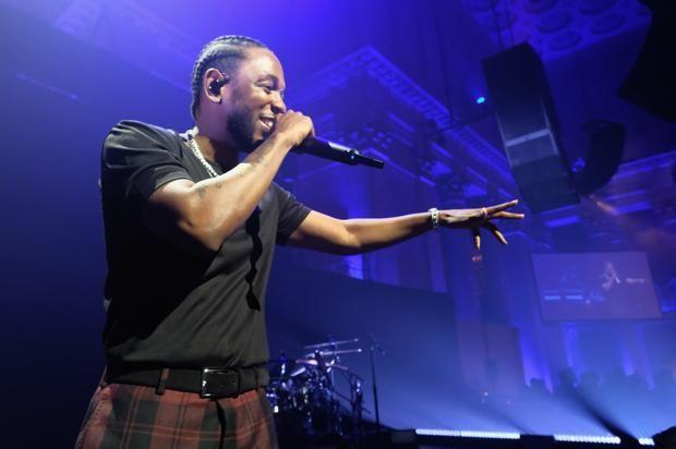Kendrick Lamar Announces String Of European Tour Dates