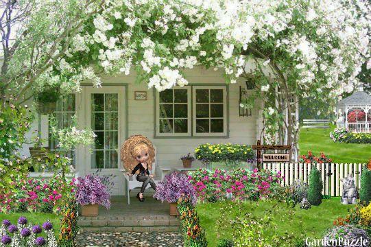 veranda - GardenPuzzle - online garden planning tool