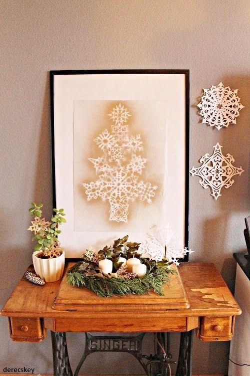 derecskey: Karácsonyi dekorálás - I.rész