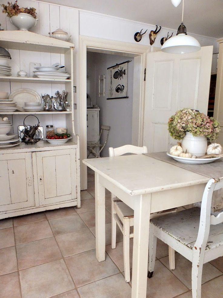571 best k i t c h e n - k u ch y ň images on Pinterest Kitchen - küche shabby chic