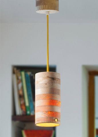 Abadoc Design: Lampa wisząca Ananas