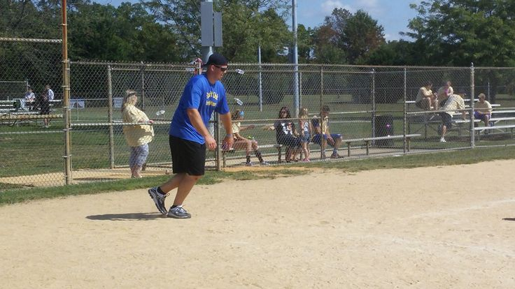 Caroline County Sheriff's Office Kickin Kids Cancer Team - 2014 http://www.kick-it.org/games/2014/09/kickin-kids-cancer-festival