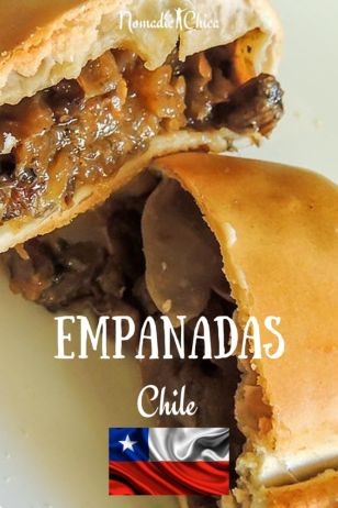 Best Empanadas are Chilean!