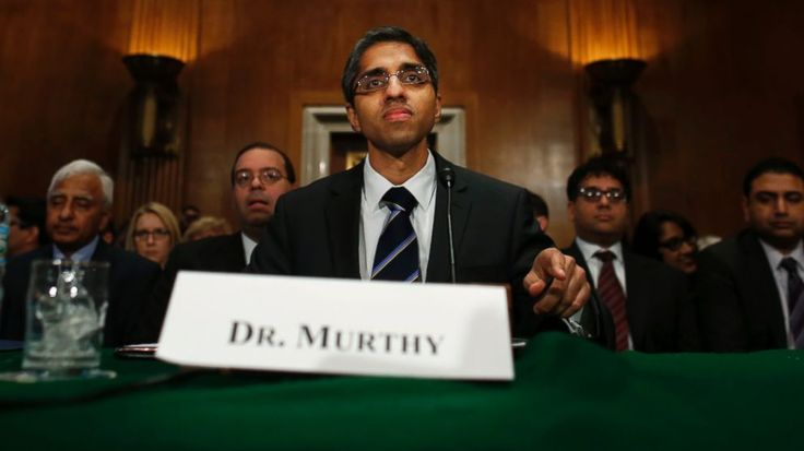 Meet Vivek Murthy: The Controversial Surgeon General: At 37 years old, Dr. Vivek Hallegere Murthy has made history today as the youngest appointed US Surgeon General and the first of Indian descent.  The Senate voted tonight 51-43 to confirm Murthy as America's top doctor after the position was vacant for over a year. Here are seven facts you should know about the 19th US Surgeon General... #Health #Surgeon_General